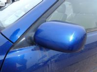 99-05 LEXUS IS200 IS300 COMPLETE WING MIRROR PASSENGER SIDE N/S BLUE COLOUR